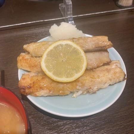生ホッケ ソテー