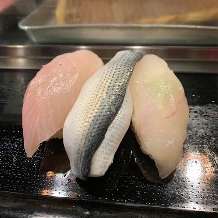 ヒラメ コハダ カンパチ