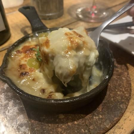 牡蠣が美味しい