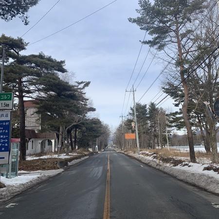 街道北方面
