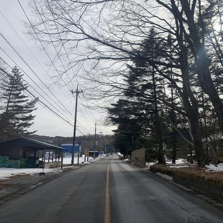 街道南方面