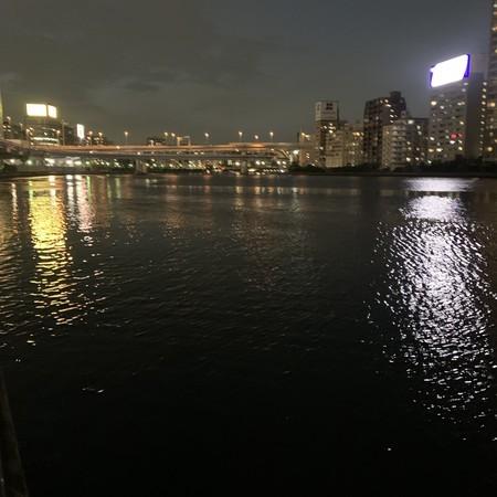 両国橋方面