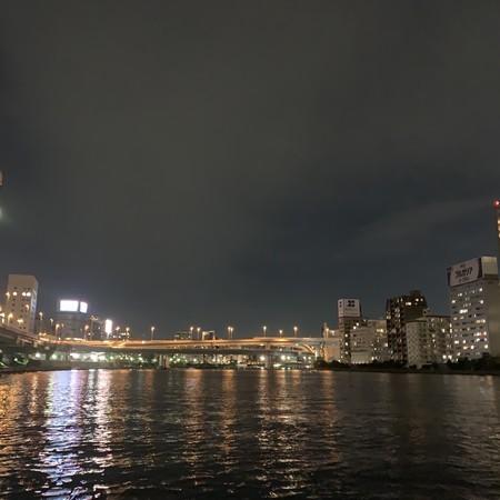 Sumida River around Ryogoku