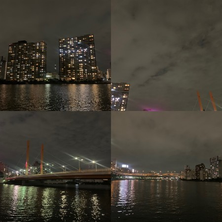 The usual Sumida River