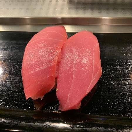 The taste of tuna is superb!