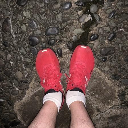 Today's Running Shoes: adizero Japan