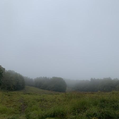 No view of Mount Asama.