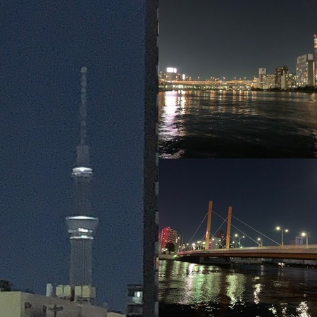 The Sumida River today