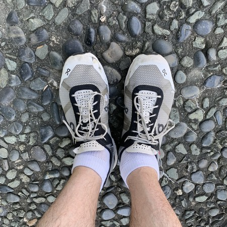 Today's Running Shoes:On Cloudrush