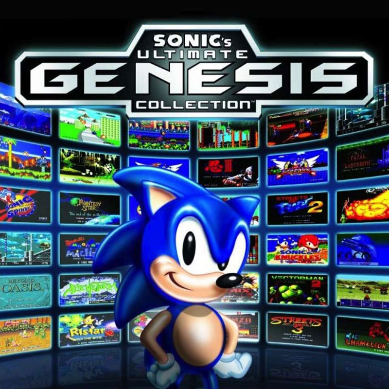 Sonic Ultimate Genesis Collection (輸入版) - PS3