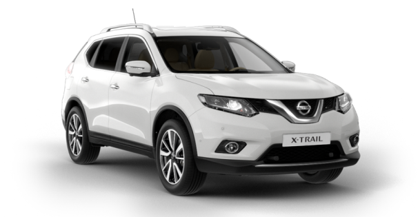 NISSAN X-TRAIL MOBIL SUV yang PALING TANGGUH DAN NYAMAN