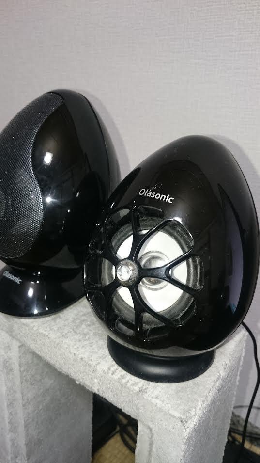 オラソニックTVスピーカーTW-D7OPT