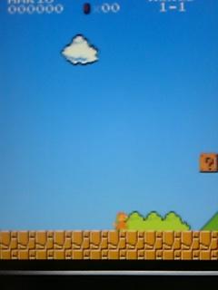 スーパーマリオブラザーズ NES