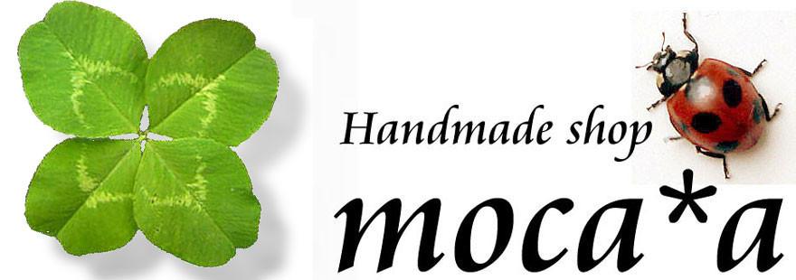 [ロゴ][てんとう虫][四葉のクローバー][バナー][通販][ハンドメイド][雑貨]