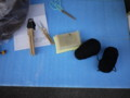 [くまモン][羊毛フェルト][ハンドメイド][NHK熊本放送局][熊本県伝統工