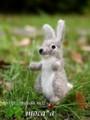 [子ウサギ][子兎][子うさぎ][うさぎ][あかちゃん][赤ちゃん][可愛い画像][可愛いペット][羊毛フェルト][ハンドメイド]