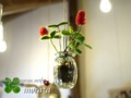 [ストロベリーキャンド][インテリア][フェルト][ハンドメイド][小物][20110706]