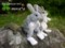 [ウサギぬいぐるみ][うさぎぬいぐるみ][羊毛フェルトうさぎ][羊毛フェルトオーダー][モカ]