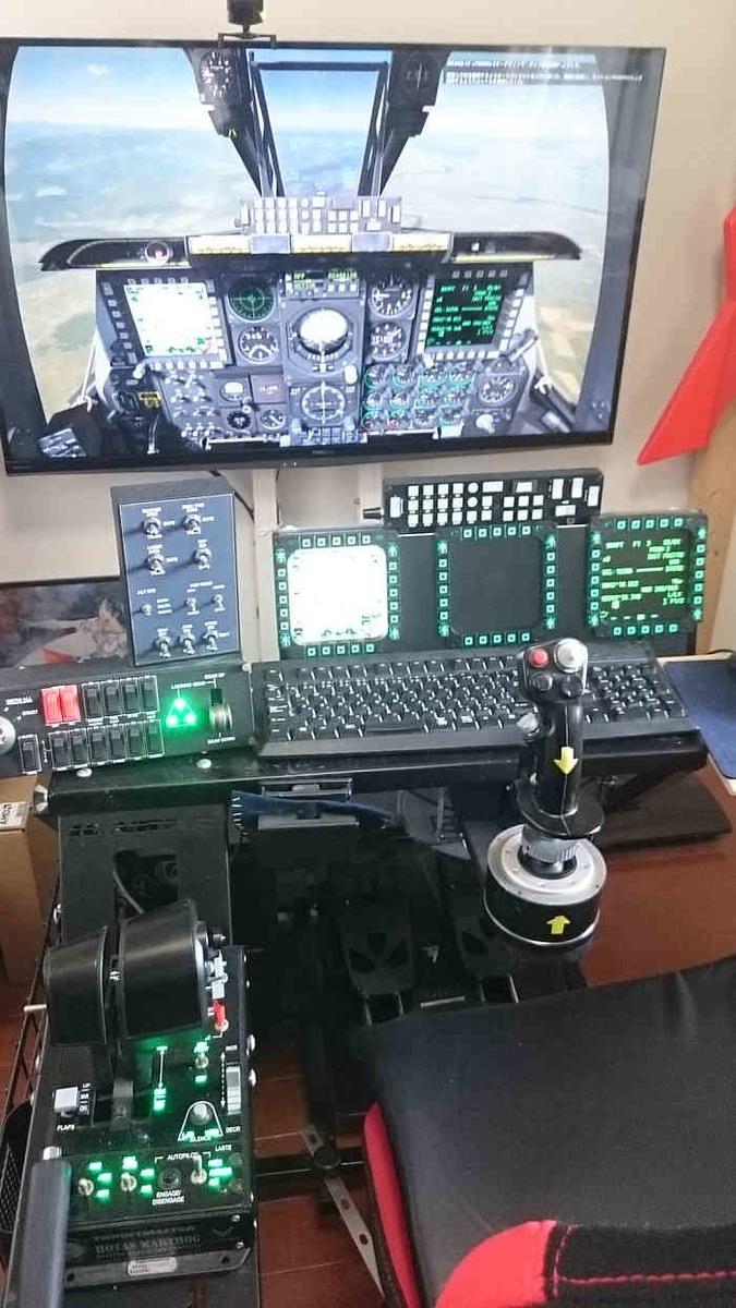 シミュレーター コントローラー フライト フライトシミュレータを始めよう その1