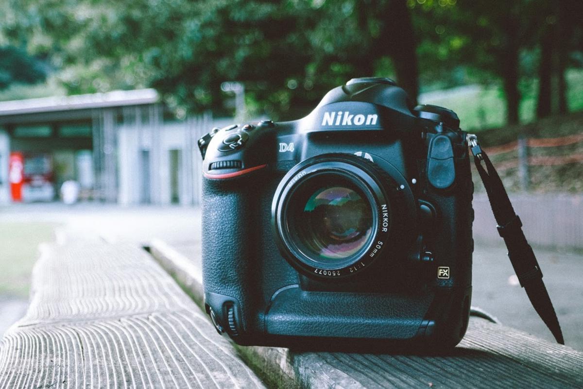 NikonD4 + Ai Nikkor 50mm F1.2
