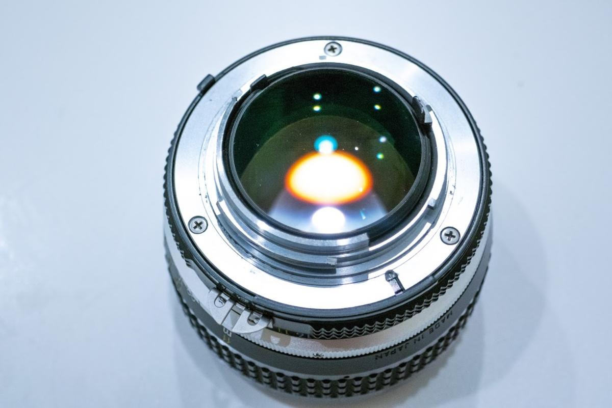 Ai Nikkor 50mm F1.2