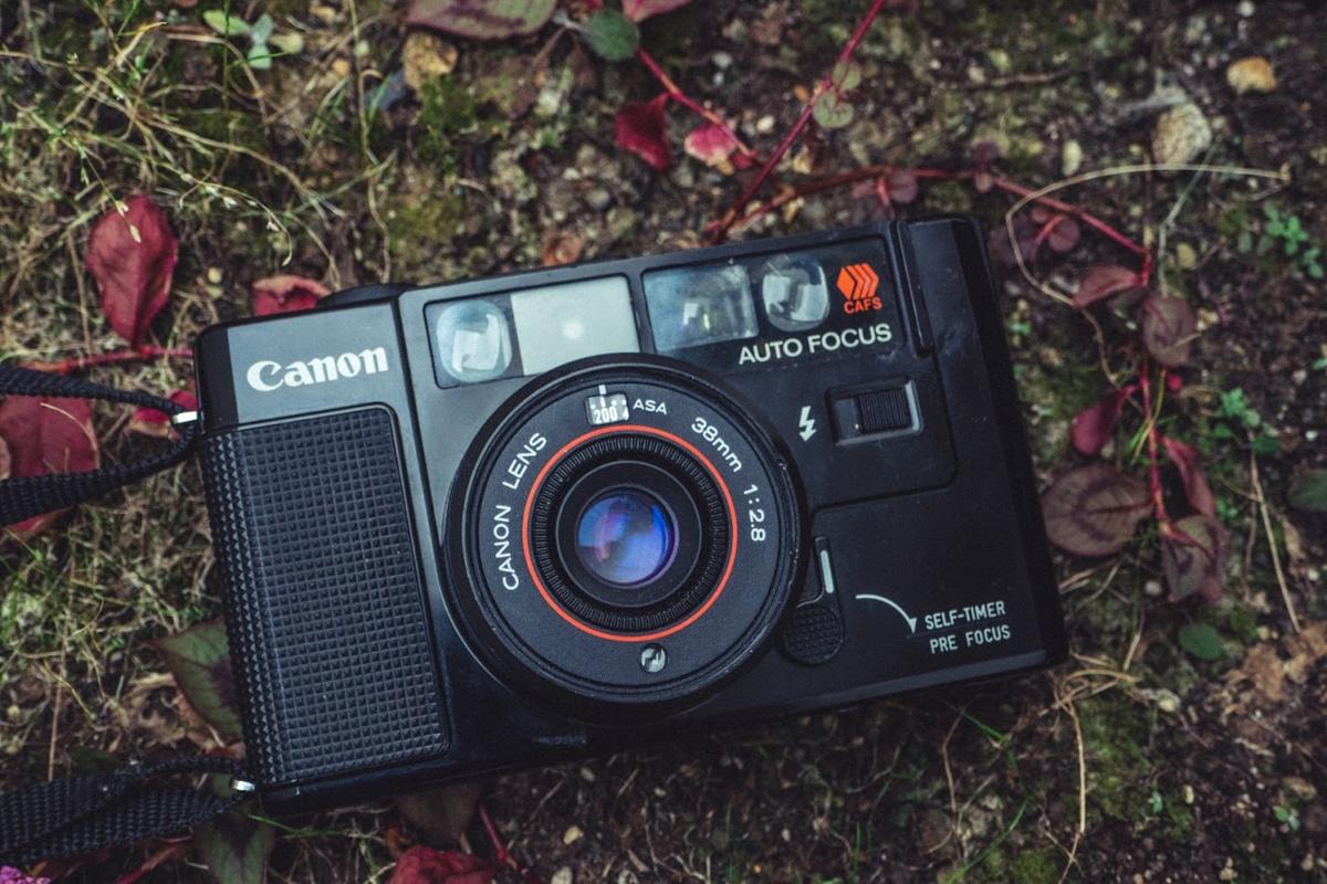 Canon Autoboy 初代