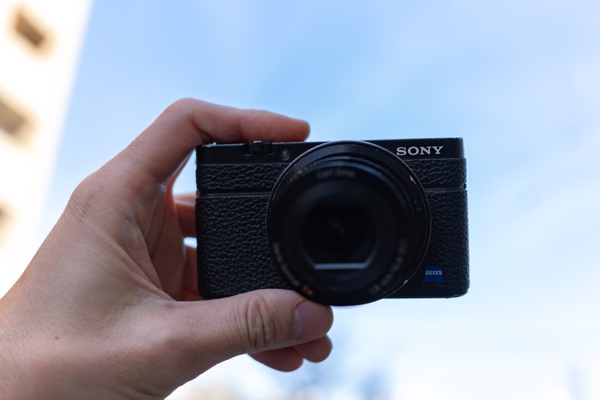SONY RX100 初代