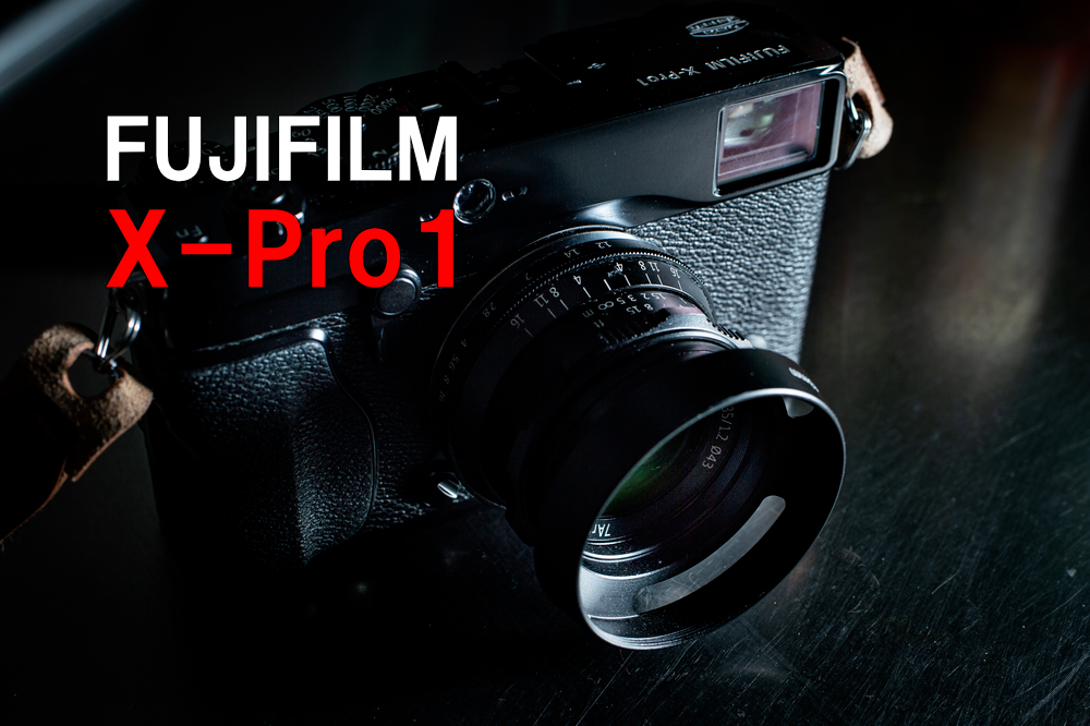 FUJIFILM X-Pro1 + 7artisans 35mm F1.2