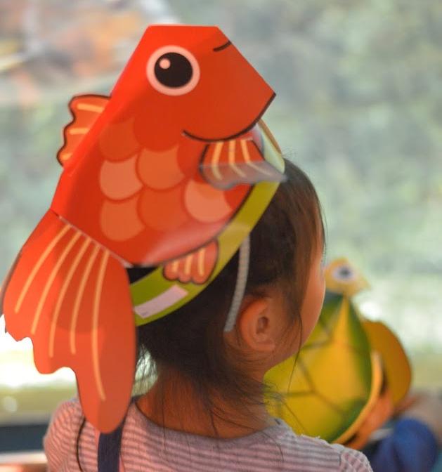 碧南海浜水族館 帽子