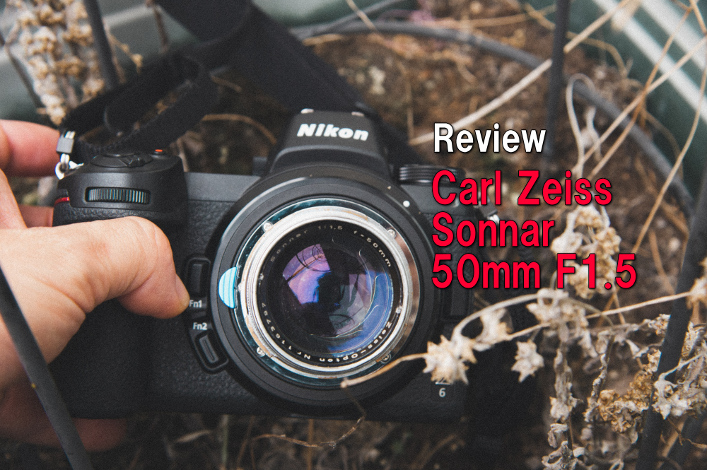Carl Zeiss Sonnar 50mm F1.5