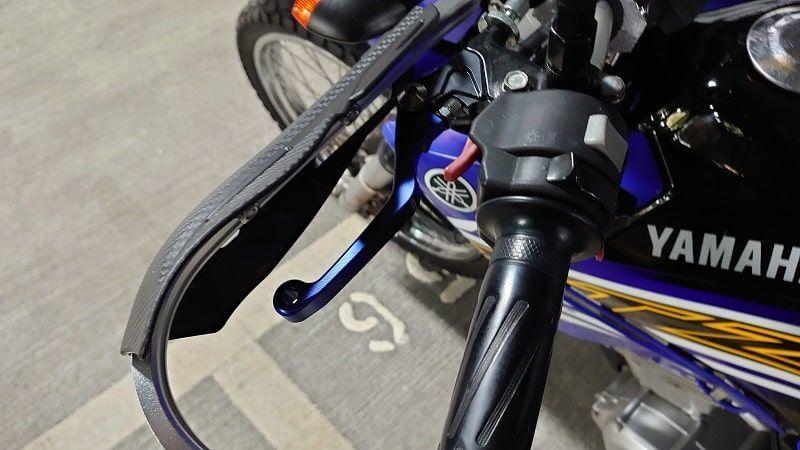 XTZ125 クラッチレバー