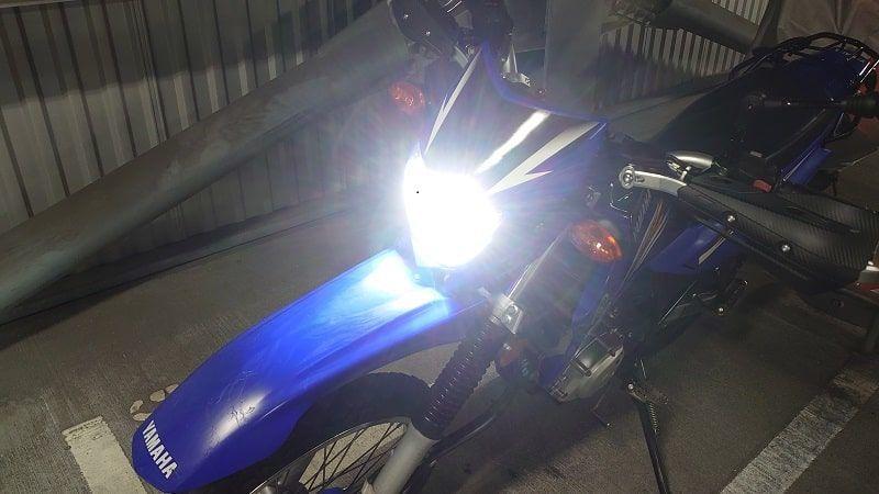 XTZ125 LED
