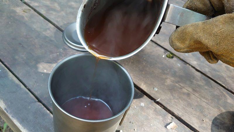 ワイルドコーヒー