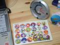 ポップンマウスパッド & クロノ・クロス時計