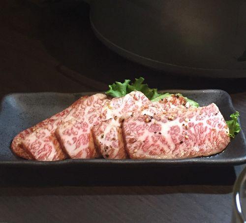 札幌市中央区すすきの駅近く焼き肉食べ放題和牛焼肉二代目ばんばん感想評判口コミ