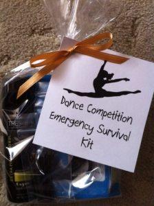 Arthur Murray Woodland Hills - competition survival kit