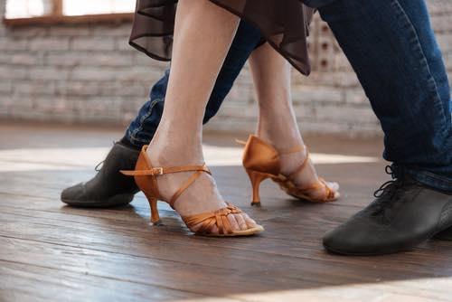 Ballroom dance rules