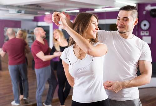 Ballroom dance rules 1