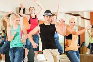New Dance Students 2