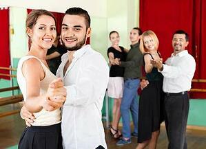 New Dance Students 1