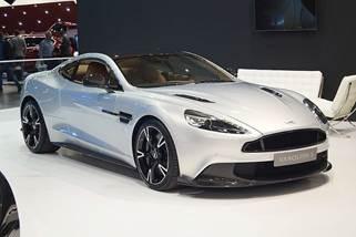 ファイル:Aston Martin Vanquish S - prawy przód (MSP17).jpg