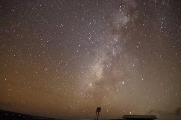 ハワイ島人気現地ツアーの口コミ | 星空観測では天の川がくっきり