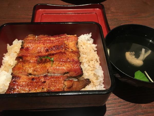 新宿うな鐵 (うなてつ)恵比寿店の上うな重