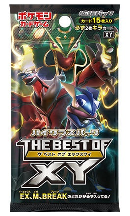 THE BEST OF XY