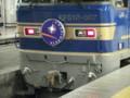 「カシオペア」、EF510型電気機関車、上野駅