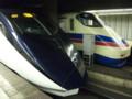 スカイライナー・シティライナー、上野駅