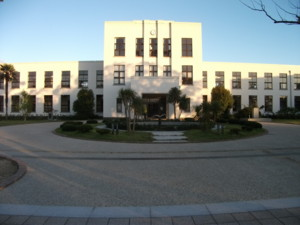 (旧)豊郷小学校、2010年10月10日訪問