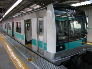 E233系、常磐緩行線用
