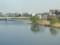 小田急線から見た多摩川