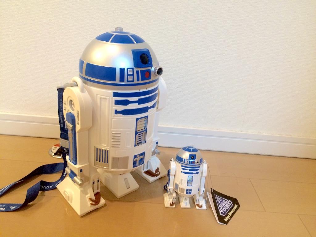 R2D2ポップコーンケース